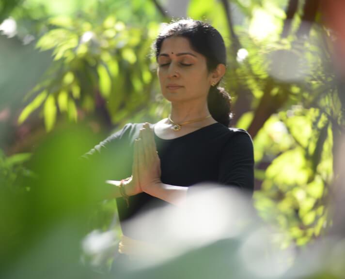 yoga meditation images