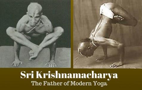 Late Sri T. Krishnamacharya - The Father Of Modern Yoga