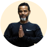 Mr. Dinesh Chengappa is a senior yoga teacher to our students attending Yoga classes