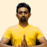 Mr. Shyam Ahir teaches advanced yoga to our students at Sri Krishna Wellness, Yoga and Cultural Centre, Malleshwaram Bangalore