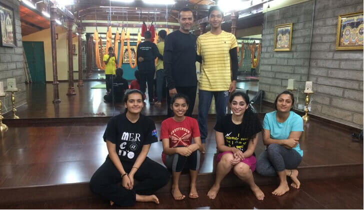 Weekend Antigravity Fitness Workshop – With Dinesh Chengappa