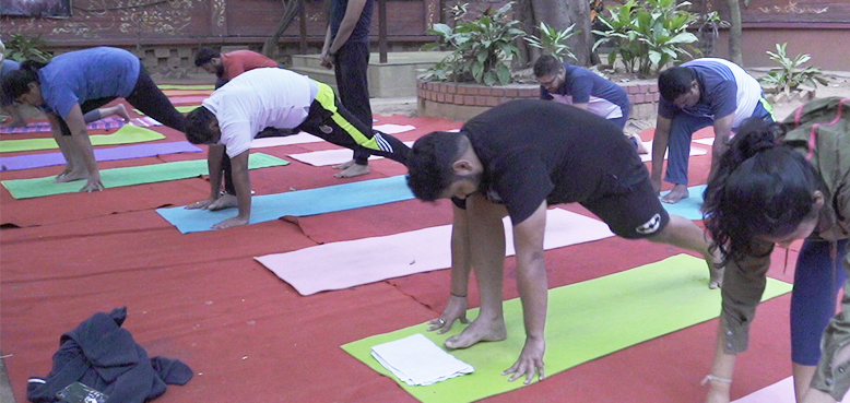 regular yoga classes for weight loss