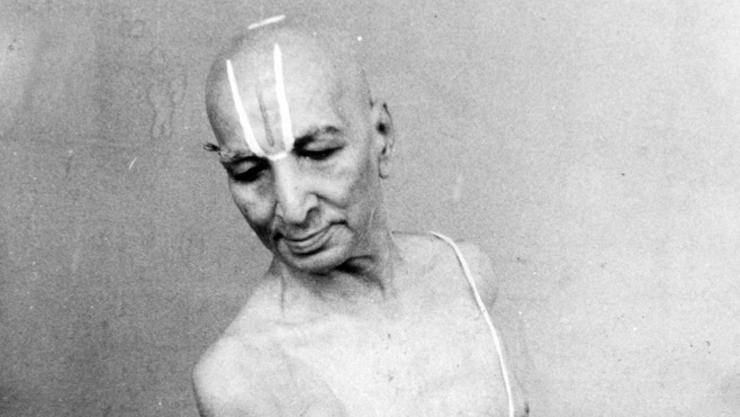 Acharya Sri T Krishnamacharya