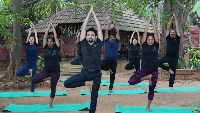 Yoga Poses To Improve Our Immunity