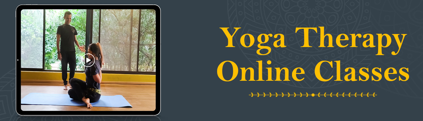 Yoga Therapy Banner