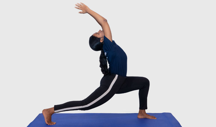 yoga can help reduce stress